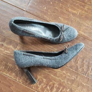 Lauren ralph lauren nora 6B round toe heels